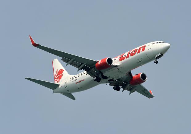Lion Air plane Boeing 737-800