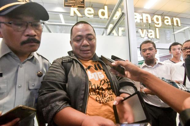 INDONESIA ACCIDENT-LION AIR