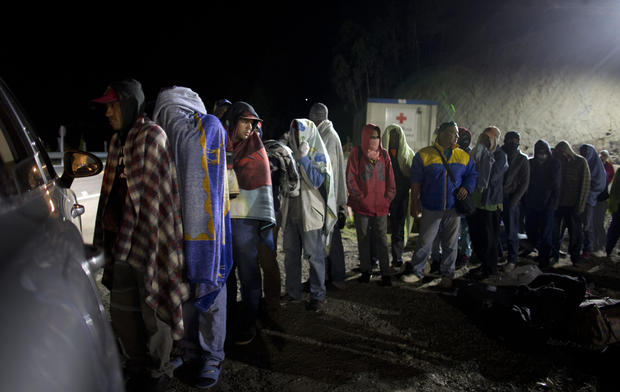 The Missing Lost Migrants