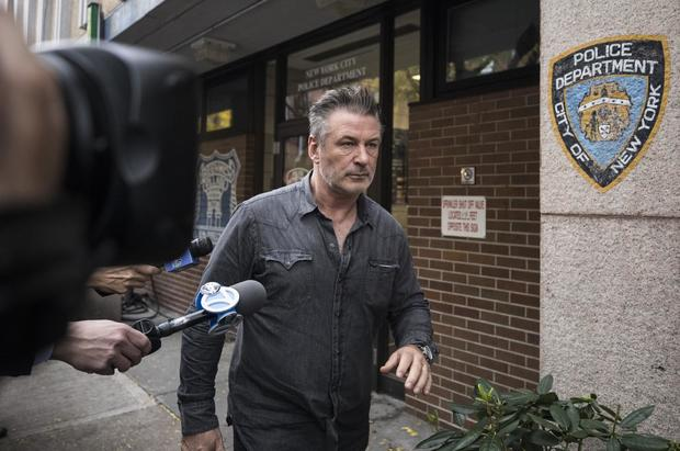 Alec Baldwin arrested in New York