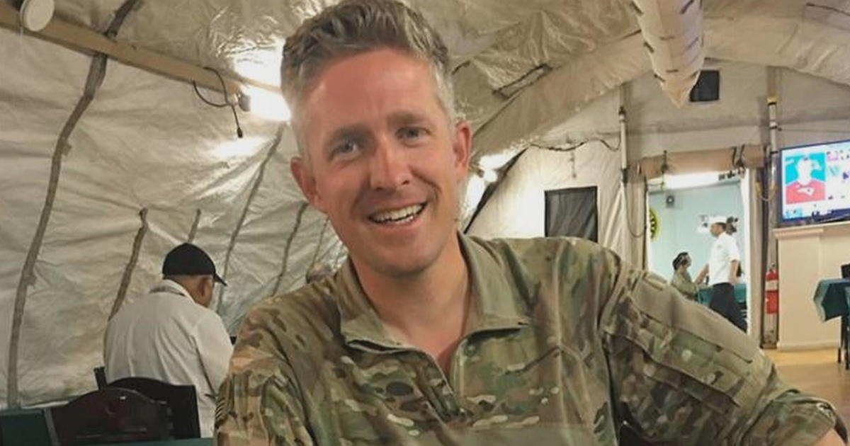 """He was completely committed to going and doing this job"": Public funeral held for Utah mayor killed in Afghanistan"