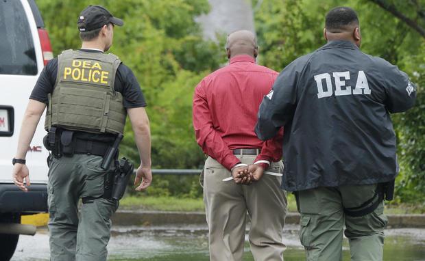 DEA Pill Arrests