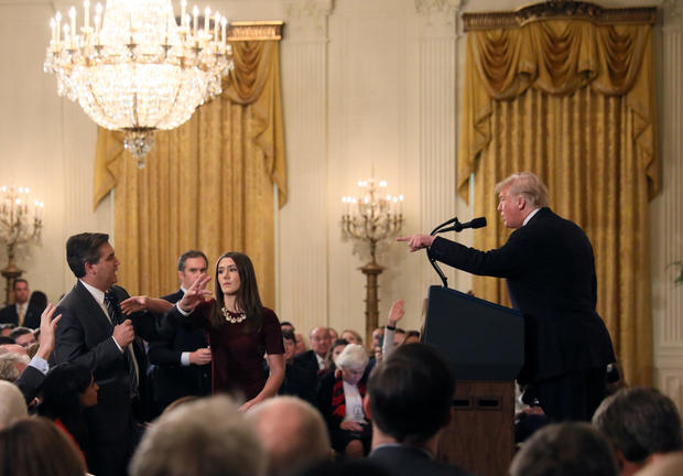CNN reporter loses White House access