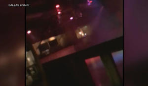 Chilling video shows scene inside California bar as gunman opened fire