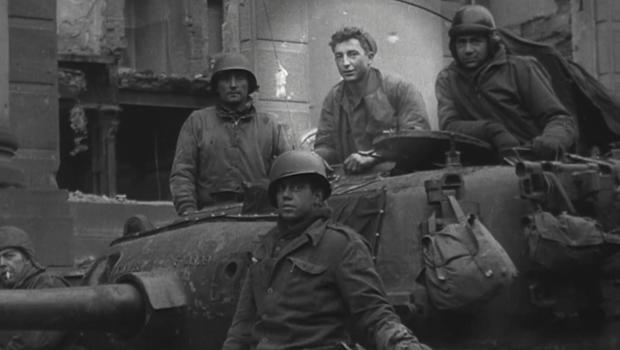 Veterans Day: A World War II soldier's memories of a shot