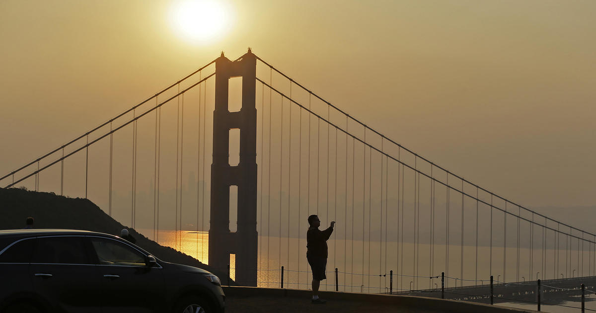 air quality alert air quality in parts of san francisco. Black Bedroom Furniture Sets. Home Design Ideas