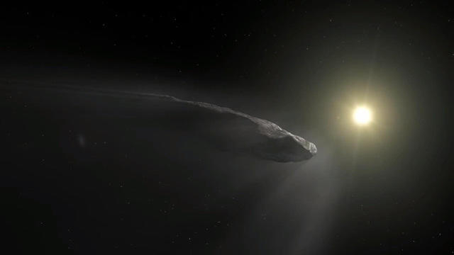 9776b189737c50 Alien probe: Harvard scientists say interstellar object