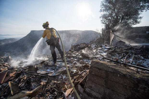 Woolsey Fire: Day 3