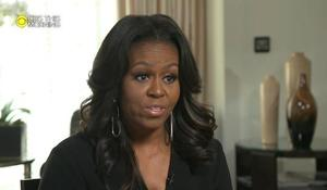 "Michelle Obama stands by ""when they go low, we go high"""