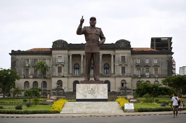 MOZAMBIQUE-HISTORY-POLITICS-MACHEL