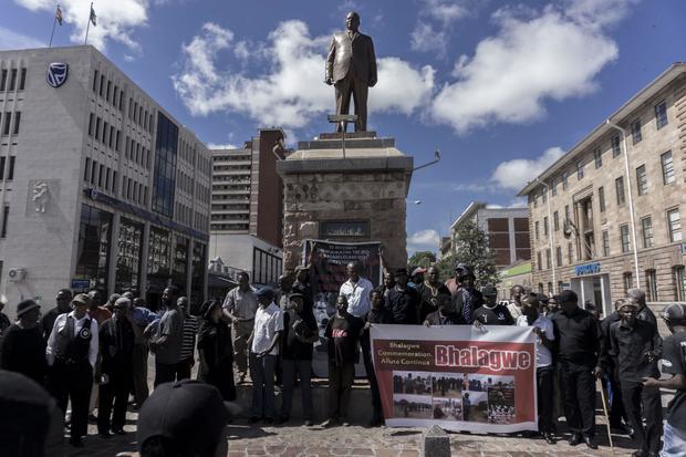 ZIMBABWE-POLITICS-MASSACRE