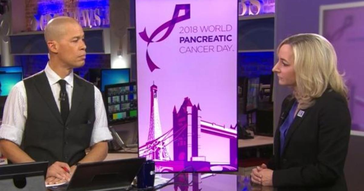 Pancreatic cancer is deadly but early symptoms are hard to spot
