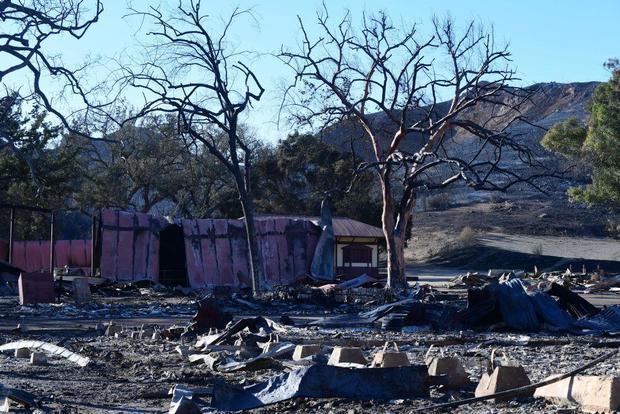 US-FIRE-CALIFORNIA-ENVIORNMENT-WEATHER