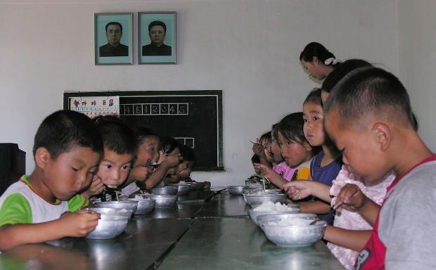 World Food Programme In North Korea