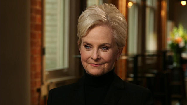 Cindy McCain on her husband's legacy as the