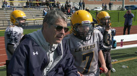 Former NFL player Tim Green: Coping with ALS