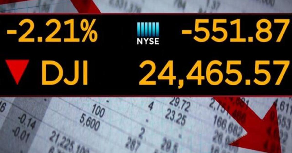 Tech Stocks Once High Flyers Are Now Wall Street S Turkeys Cbs News