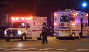 Witnesses describe chaotic aftermath of deadly Chicago hospital shooting