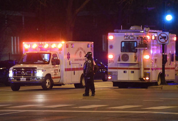 Mercy Hospital shooting Chicago South Side