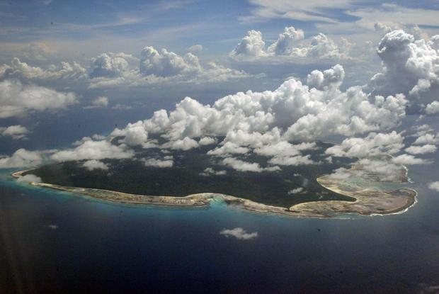 NORTH SENTINEL ISLANDS