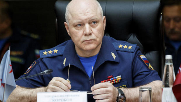 Image result for Gen. Korobov