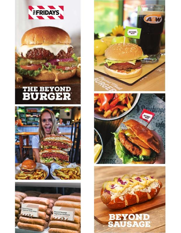 Beyond burger stock ipo