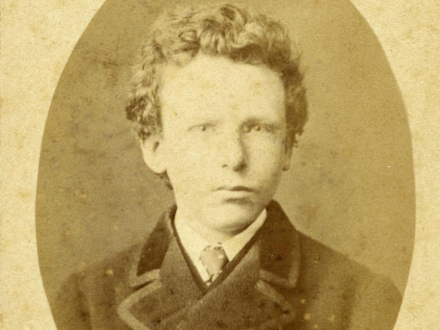 The Van Gogh Museum in Amsterdam announced on Nov. 29, 2018, that a photo long thought to be of painter Vincent van Gogh is actually more likely of his brother Theo van Gogh.
