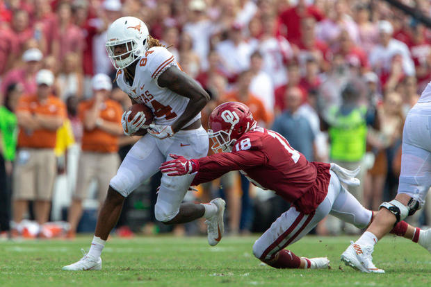 COLLEGE FOOTBALL: OCT 06 Red River Showdown - Texas v Oklahoma