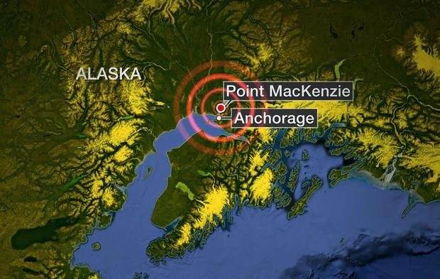 Alaska earthquakes today: 7.0-magnitude earthquake has ...