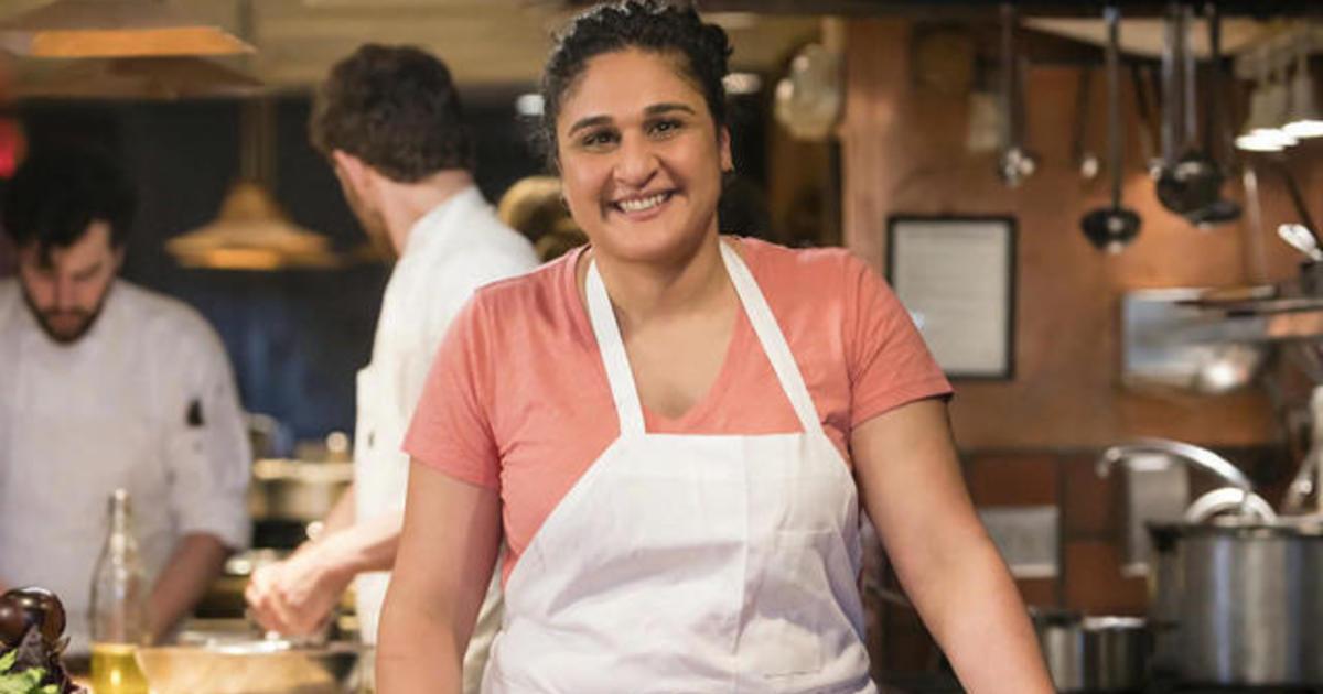 "The Dish: Chef Samin Nosrat of ""Salt, Fat, Acid, Heat"""