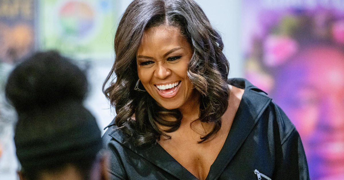 michelle obama named america s most admired woman in gallup poll