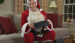 Holiday gift ideas from Techno Claus