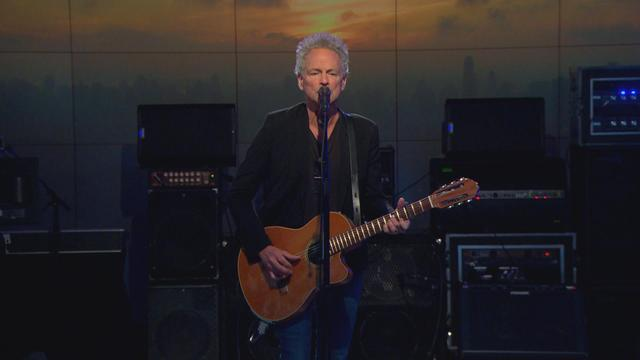 Lindsey Buckingham settles suit with Fleetwood Mac, says Stevie