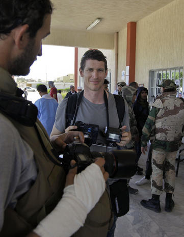 The timeless photojournalism of Chris Hondros and Tim Hetherington