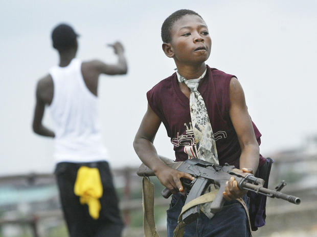 Fighting Continues in Monrovia