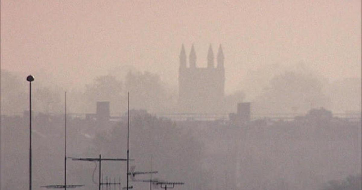 Almanac: London's deadly smog