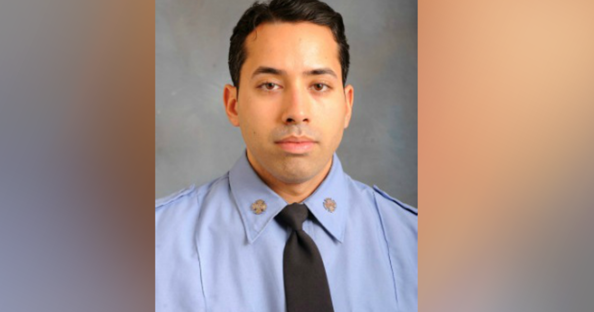 Off-duty firefighter dead in suspected road-rage attack in New York City