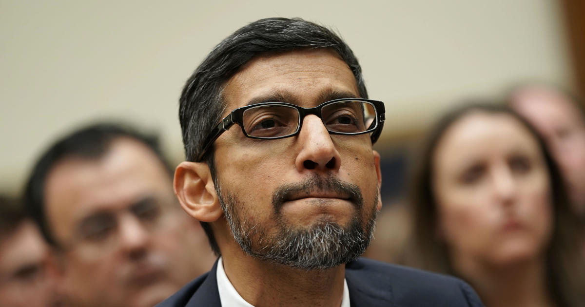 Department of Justice sues Google, alleging it maintains a search monopoly
