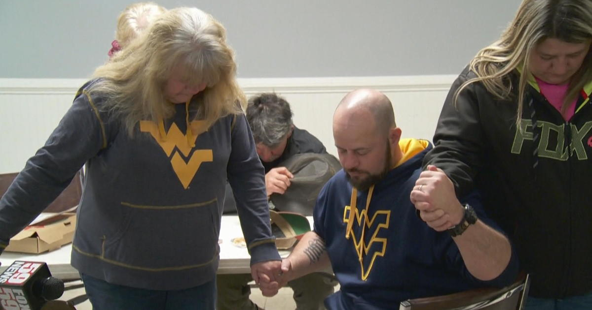 cbsnews.com - West Virginia coal mine: 3 found alive days after going missing in mine