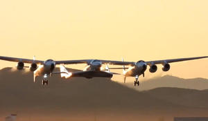 Richard Branson prepares for private space tours after Virgin Galactic flight