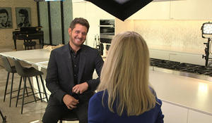 Michael Bublé on his son's fight against liver cancer