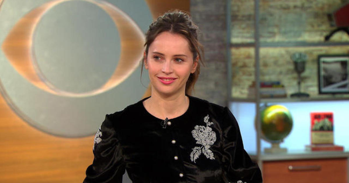 felicity jones on spending time with ruth bader ginsburg