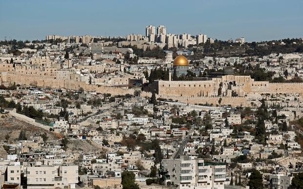 ISRAEL-PALESTINIAN-JERUSALEM-CONFLICT