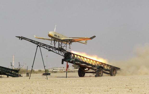 Mideast Drones
