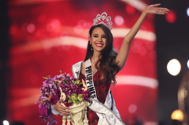 Catriona Gray — Miss Universe pageant