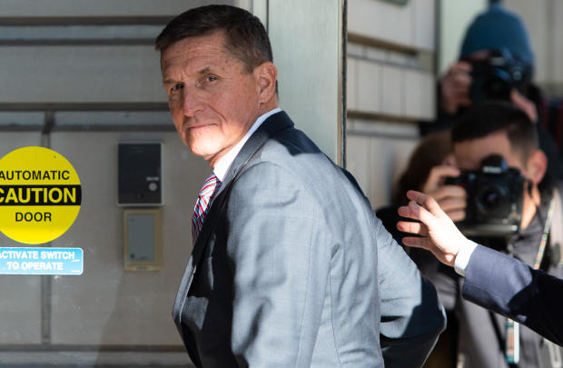 Efforts to influence Flynn?