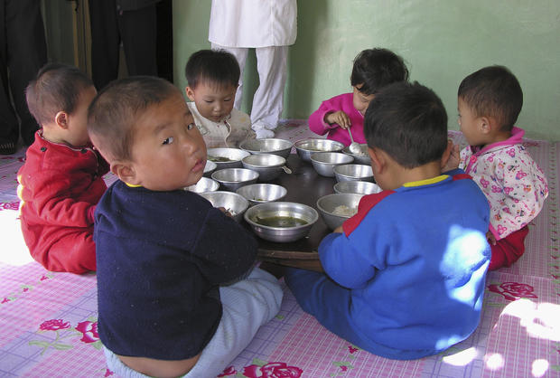 World Food Program Provides Aid To North Korea