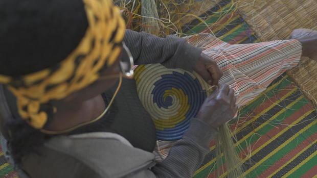 Women of Rwanda rebuilding after genocide