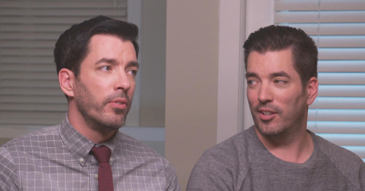 Property Brothers Stars Drew And Jonathan Scott All In The