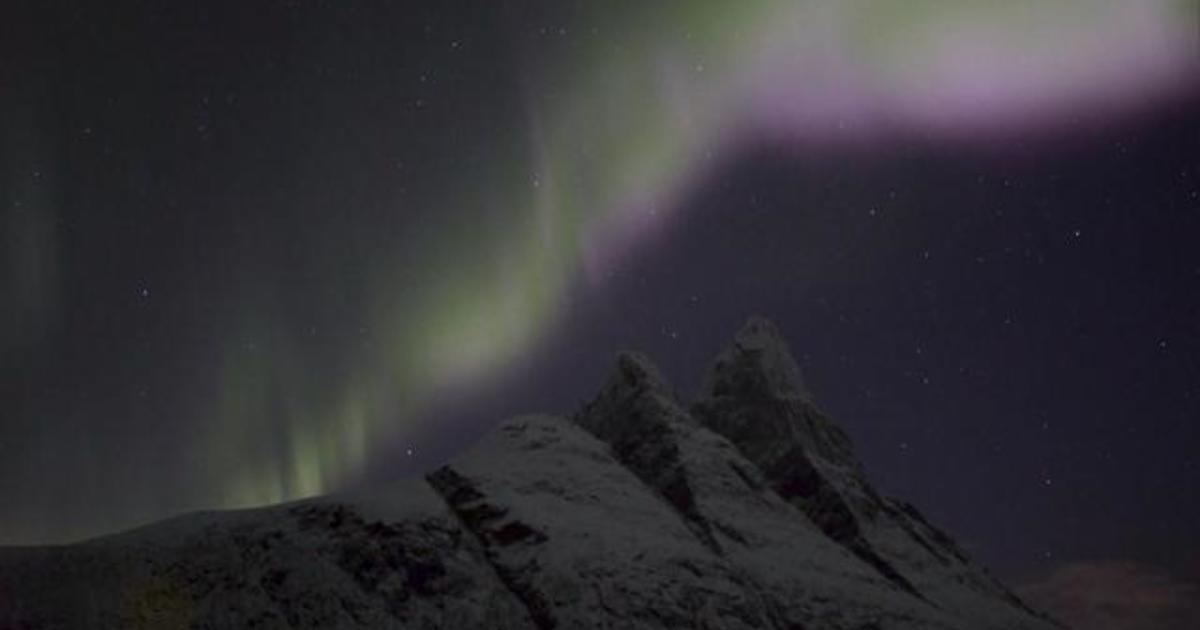Northern lights: Where is the best place to watch the aurora borealis tonight - CBS News